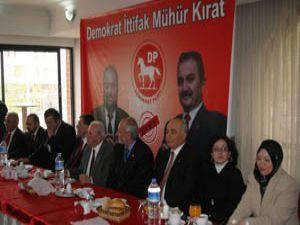 DP Konya adaylarını tanıttı