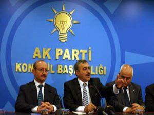 Bakan Eroğlu İl Teşkilatını ziyaret etti