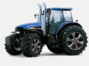 TTK Traktör hediye etti