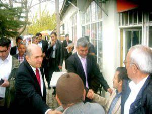 Baloğlu Akşehiri gezdi