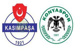 Kasımpaşa 2-2 Konyaspor