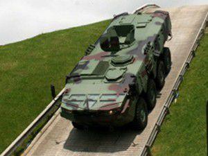 Türk malı Arma 8X8 göreve hazır