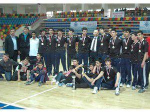 Selçuklu Hentbol Takımı Türkiye Şampiyonu