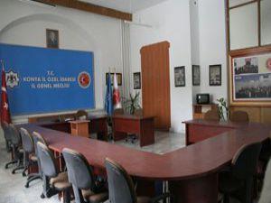 Meclise yeni salon