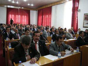 Meclisten Mevka projelerine destek