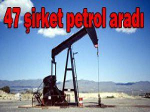 Petrol kuyuları ümit verdi