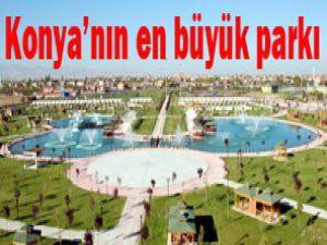 Karaaslan Hadimi Parkı açılıyor..