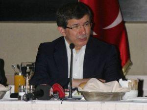 Davutoğlu ile Merkelt Konyada görüşecek