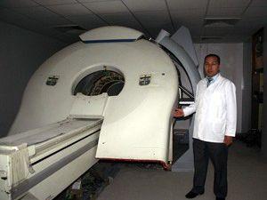 Beyşehir Devlet Hastanesine MR cihazı