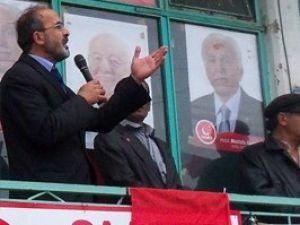 SP Derbent ilçe teşkilatı açıldı