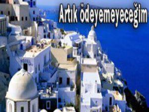 Yunanistan batıyor mu?