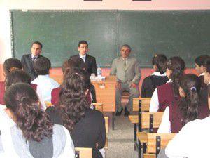 Çumra Belediyesinden öğrencilere ders