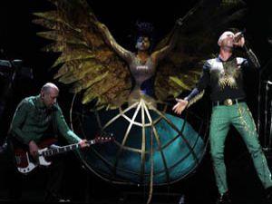 Eurovisiona ortak yorum: Şov ve kıyafetler kötüydü