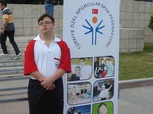 Konyalı sporcu Milli Takım seçmelerinde 1. oldu