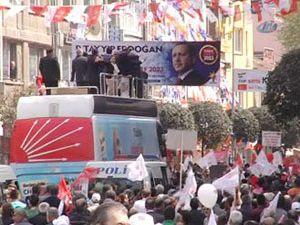 Başbakan CHP liderine geçit vermedi