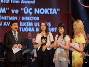Selçuk İletişime TRTden birincilik ödülü