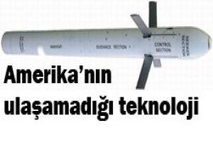 Dünyanın konuştuğu Türk füzesi