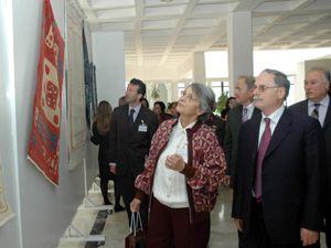 Konyada el sanatları kongresi