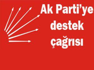 CHPli adaydan Davutoğluna övgü