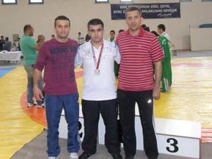 Konyalı sporcu Türkiye finalinde