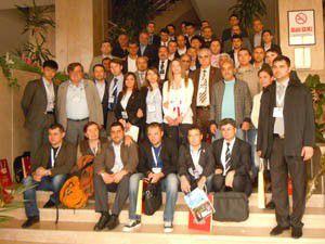 Türkçe konuşan iş adamları Konyada buluştu