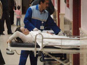 İki kadının koca kavgası kanlı bitti