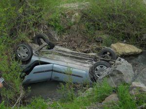 Konyada ağır kaza
