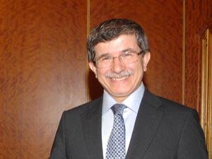 Davutoğlu Tahrir Gençlik Liderlerini kabul etti
