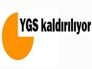 YGSnin yerine olgunluk sınavı