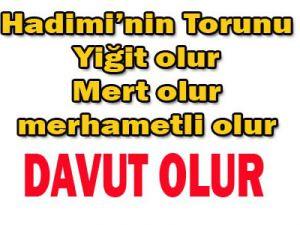 Davutoğlu Derbentte konuştu