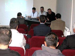 ZMO Konya Şubesinden seminer