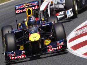 İspanyada yine Vettel kazandı