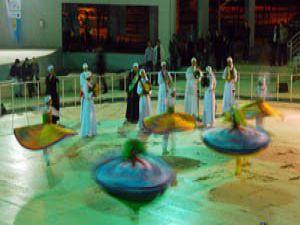 Mısır Tennure Gösteri Topluluğu Konyada
