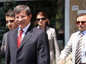Bakan Davutoğlu Konyada önemli mesajlar verdi