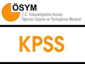 KPSS başvuruları sona eriyor!