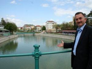 """""""Kanal Beyşehir"""" Beyşehirin çehresini değiştirecek"""