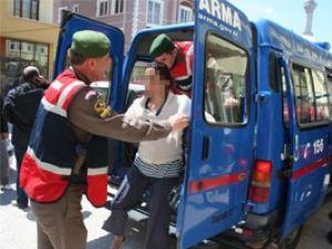 Konyada izdivaç operasyonu: 20 gözaltı