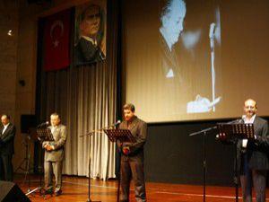 AK Parti Konya İl Gençlik Kolları üstadı andı