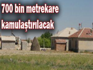 Konya Lojistik Köy yola çıktı