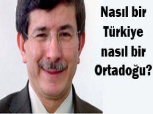 """Davutoğlu """"Büyük Oyun""""da"""