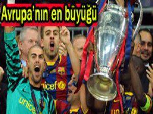 En büyük Barcelona