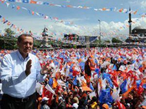 Erdoğan Kayseride coştu: Kılıçdaroğlu yoktur