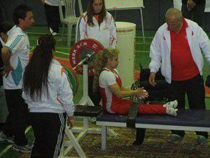 Meramlı sporcu Türkiye şampiyonu oldu