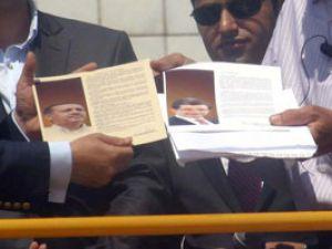 Erdoğan ve Davutoğlunun mektubunda ne yazıyor?