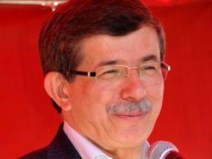 """Davutoğlu; Aynı trajedi tekrarlanmamalı"""""""