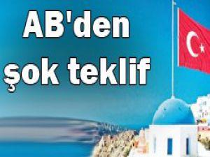 Türk bayrağı Yunanistanı karıştırdı