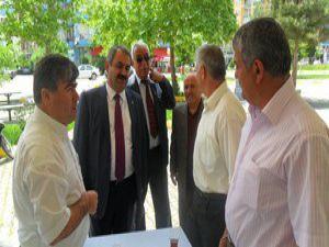 Seydişehirliler AK Parti diyor