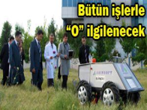 Tarımda robot dönemi