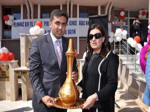 Milli Eğitim Bakanı Konyada okul açtı