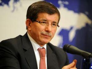 """Davutoğlu; """"Biz Suriye için güzel olanı istiyoruz"""""""